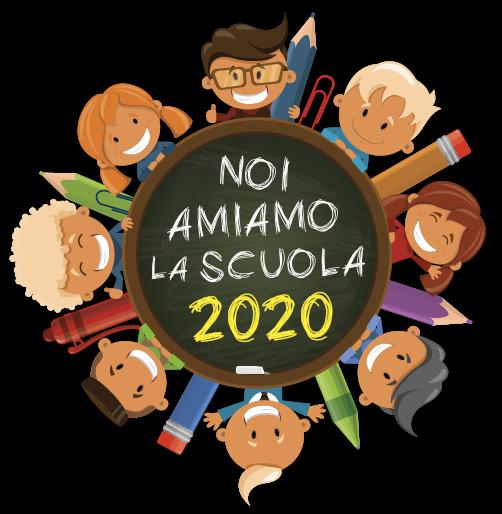 Noi amiamo la scuola 2020